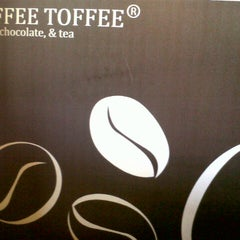 Photo taken at Coffee Toffee by Greby F. on 4/28/2013