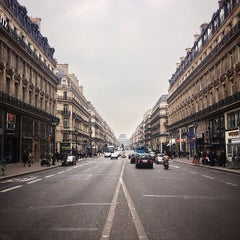 Photo taken at Place de l'Opéra by Damien H. on 4/6/2013