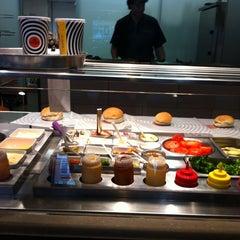 Photo taken at South St. Burger Co. by Vivian L. on 10/11/2012