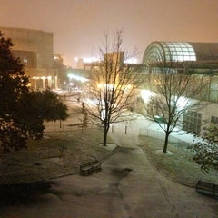 Photo taken at Ryder Hall by Edwin M. on 11/8/2012
