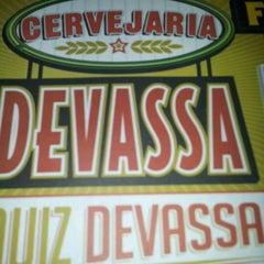 Photo taken at Devassa by Helo M. on 12/15/2012