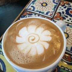 Photo taken at Tribes Coffee House by Holly R. on 4/11/2013