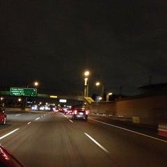 Photo taken at I-710 / I-5 Interchange by Ali A. on 11/9/2012