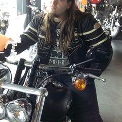 Photo taken at Harley-Davidson by Saskia M. on 3/30/2014