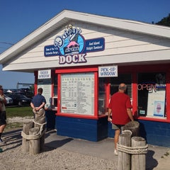 Photo taken at Dairy At The Dock by Cynthia D. on 8/9/2014