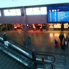 Das Foto wurde bei Innsbruck Hauptbahnhof von Pavel M. am 3/8/2014 aufgenommen