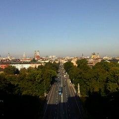 Photo taken at Bayerischer Landtag by Florian on 9/20/2012