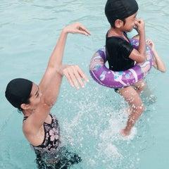 Photo taken at Castle Howchow Beach Resort Hotel Khon Kaen by Tukta C. on 4/13/2014