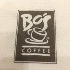 Photo taken at Bo's Coffee by Erickson J. on 4/11/2013
