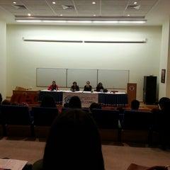 Photo taken at Bilkent Üniversitesi EE Binası by Yigit D. on 12/10/2012