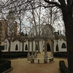 Photo taken at Parc de Sant Jordi by Núria S. on 2/8/2013