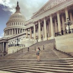 Photo taken at U.S. Capitol - Senate by Viola G. on 6/28/2013