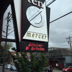 Photo taken at Ten Mercer by Lindy G. on 5/24/2015