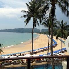 Photo taken at Karon Beach Resort & Spa by Андрей Б. on 5/2/2014