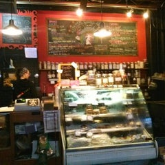 Photo taken at Satellite Cafe by Scott P. on 12/10/2012
