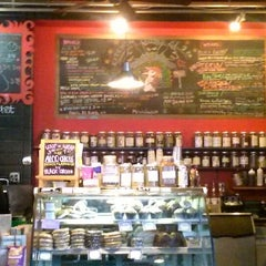 Photo taken at Satellite Cafe by Scott P. on 12/14/2012