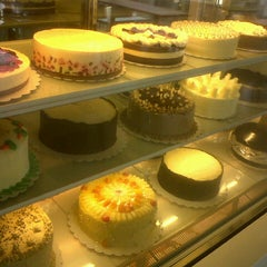 Photo taken at Calea Pastries and Coffee by Jannica Marie C. on 5/16/2013