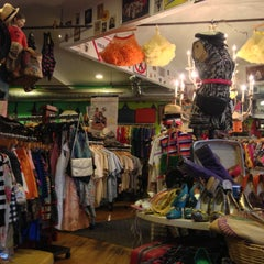 Photo taken at Monk Vintage by Iris L. on 5/10/2013
