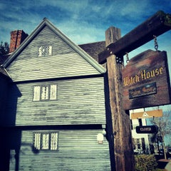Photo taken at Witch House by Ross M. on 12/24/2012
