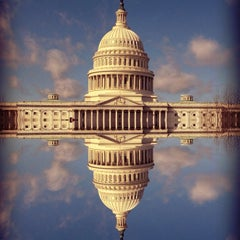 Photo taken at United States Capitol Building by Byron M. on 2/27/2013