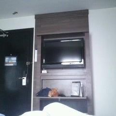 Photo taken at Frenz Hotel & ZamZam Restaurant by Nguyen L. on 11/1/2012