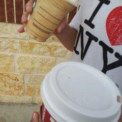 Photo taken at Starbucks University Center by Myriam P. on 11/1/2012