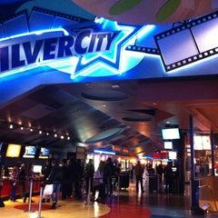 Photo taken at SilverCity Metropolis Cinemas by Kevin M. on 12/15/2012