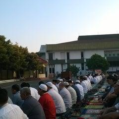 Photo taken at Politeknik Ilmu Pelayaran (PIP) Semarang by Danu N. on 7/16/2015