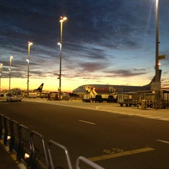 Photo taken at Brussels South Charleroi Airport (CRL) by Francis C. on 3/29/2013