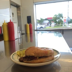 Photo taken at Greene's Hamburgers by David W. on 6/2/2015