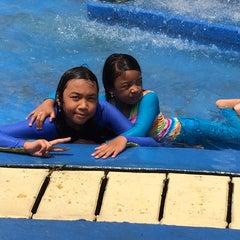 Photo taken at Citra Garden Water Park by Efriyo on 10/26/2014