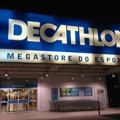 Photo taken at Decathlon by Oliver D. on 6/4/2013