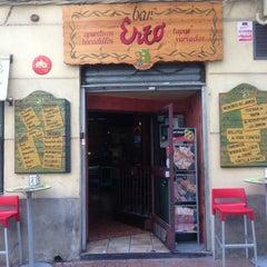 Photo taken at Erzo by Jose Antonio d. on 11/8/2012