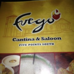 Photo taken at Fuego Cantina by Kayla J. on 12/11/2012