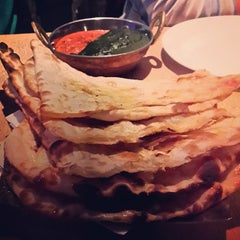 Photo taken at Geet Indian Restaurant by Vicky S. on 4/20/2014