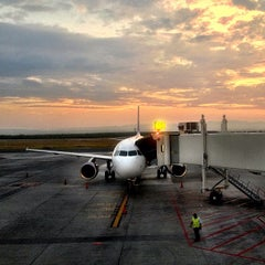 Photo taken at Aeropuerto Internacional de Monterrey General Mariano Escobedo (MTY) by Julio Ortega (. on 7/3/2013