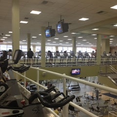 Photo taken at Equinox Sports Club Upper East Side by Maria K. on 10/31/2012