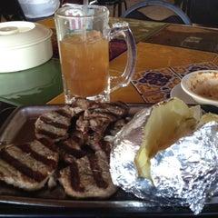 Photo taken at Asadero El Leñador by Salma S. on 11/6/2012