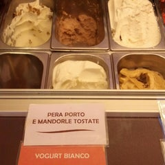 Photo taken at Gelato Gori by veryvaleria on 4/14/2013