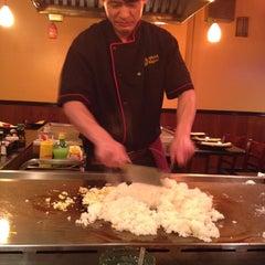 Photo taken at Hibachi Express by Nicole M. on 4/30/2012