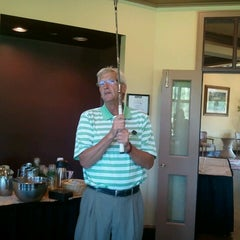 Photo taken at Broadmoor Golf Links by Judy M. on 8/16/2012