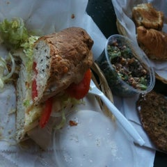 Photo taken at Carl's Deli by Ed P. on 8/25/2011