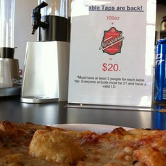 Photo taken at The Upper Crust Pizzeria by BostonTweet on 12/22/2010