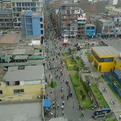 Photo taken at Gamarra by Karol A. on 3/8/2012