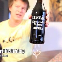 Photo taken at Bodega Lustau by Fortified Wine Days on 12/2/2011