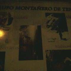 Photo taken at Grupo Montañero de Tenerife by MIGUEL A. N. on 1/20/2012