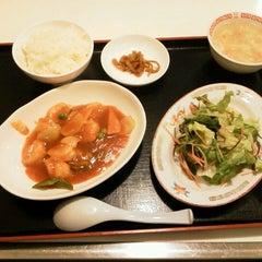 Photo taken at 夢郷 by aomane .. on 1/8/2012