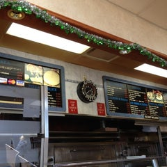 Photo taken at Gino's Pizza by Jeff P. on 1/5/2012