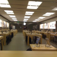 Photo taken at Apple Store, City Creek Center by Jae on 7/21/2012
