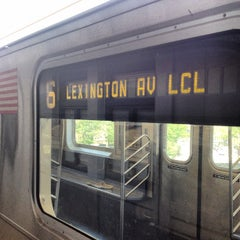 Photo taken at MTA Subway - Parkchester (6) by King-Christopher J. on 6/1/2012
